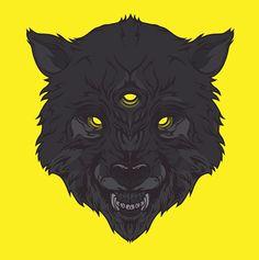Lone Wolf on Behance