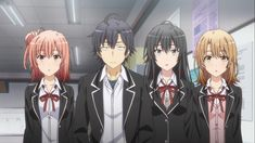 Are you looking for drama anime to watch? Check out this list comprising of the top 20 must-watch drama anime now!!  #Anime ~Oregairu~ ~Yahari Ore no Seishun Love Comedy wa Machigatteiru~ ~Drama Anime Recommendations