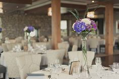 Tall Peacock inspired Centerpieces