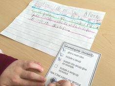 Paragraph Writing in 1st and 2nd Grade