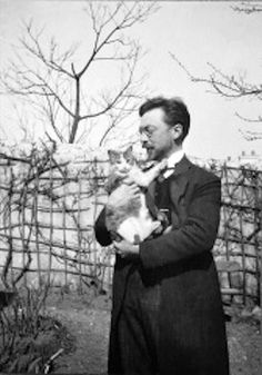 Kandinsky and cat