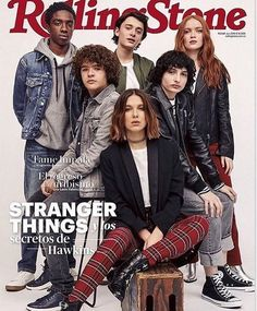 Stranger Things Cast for Rolling Stone Columbia✨ Stranger Things Kids, Stranger Things Have Happened, Stranger Things Season 3, Stranger Things Netflix, Tame Impala, Les Orphelins Baudelaire, Don T Lie, Sadie Sink, Cinema