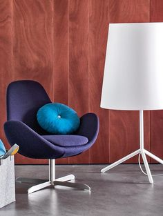 Electa Armchair by Calligaris