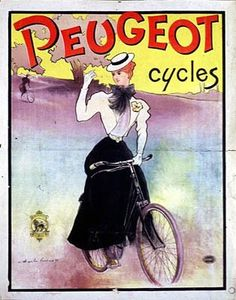Love these French posters.                                                                                                                                                                                 Plus