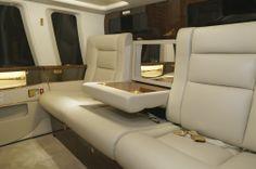 Sikorsky Helicopter Interior - International Jet Interiors