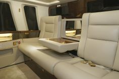 Sikorsky Helicopter Interior - International Jet Interiors