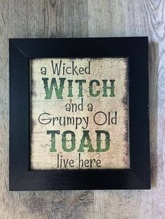 Wicked Witch Sign W Wicked Witch Sign Witch Witch Sign Halloween Sign Halloween Decorations Haunted House Decor Zombie Sign Zombie Scary Signs Spooky Halloween, Holidays Halloween, Halloween Treats, Happy Halloween, Halloween Party, Halloween Table, Halloween Quotes, Halloween 2018, Halloween Stuff