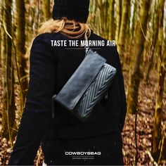Cowboysbag | Taste the morning air