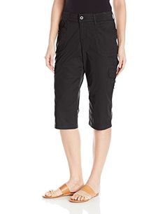 Lee Women's Relaxed Fit Edy Knit Waist Capri Pant, Black, 10   Special Offer: $28.90      333 Reviews Just like our founder,  H.D. Lee, our passion is helping can-do people do more. We are committed to designing clothing that conforms to your body, allowing you to move through life...