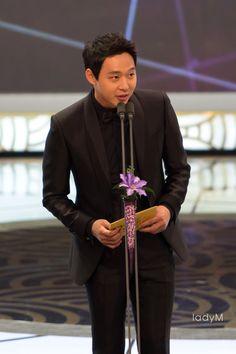 Micky SBS Drama Awards 131231