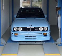 baby blue the best BMW Bmw E30 M3, Tuner Cars, Jdm Cars, Street Racing Cars, Auto Racing, Drag Racing, Bmw Blue, Pretty Cars, Car Mods