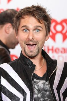 Muse @ iHeartRADIO red carpet