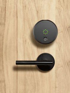 August Smart Lock by via Behance