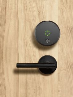 August Smart Lock on Industrial Design Served