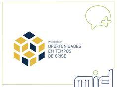 Marca criada para o Workshop Oportunidades em Tempos de Crise, organizado pela Global Planning