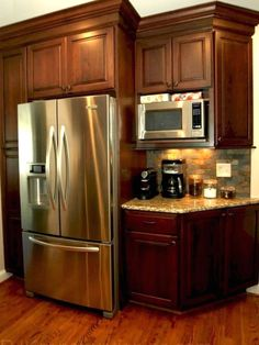 Kitchen Cabinet Design - CLICK PIC for Many Kitchen Ideas. #cabinets #kitchens