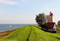 Lighthouse De Ven, Enkhuizen, The Netherlands by Peter Volgers on 500px
