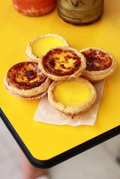 Portuguese Egg Tarts