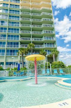 Boardwalk Beach Resort 1101 Parrothead Paradise In Panama City Fl Usa Emerald Properties