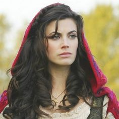 Meghan Ory - I'm obsessed with how badass all the Once Upon A Time women are!