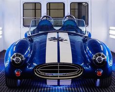 3ders.org - ORNL 3D printed a full-scale Shelby Cobra replica, a highlight of Obama visit | 3D Printer News & 3D Printing News