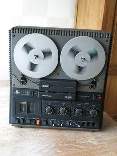 ARISTONA EW5504 (PHILIPS N4504) Reel-to-Reel Tape recorder