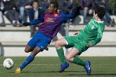 Adama Traoré, F.C. Barcelona