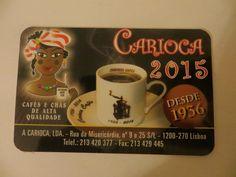 Sonho Antigo: calendário dos cafés carioca 2015