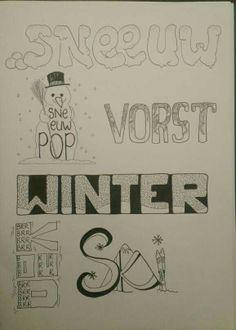 Woord&beeld winter -ilonka wijnhoven