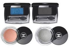 Chanel Blue Rhythm de Chanel Summer 2015 Collection | Blue Notes de Chanel - Ombre Essentielle      #116 Swing     #118 Midnight - Illusion D'Ombre Velvet #98 Melody - Illusion D'Ombre #102 Mysterio (Limited Edition) (Europe Only)