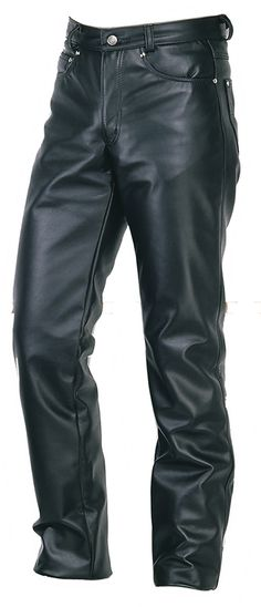 Straight Leg Perfecto Leather Pants - Only size 28 Available 110