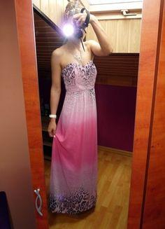 Kup mój przedmiot na #vintedpl http://www.vinted.pl/damska-odziez/dlugie-sukienki/14307457-sukienka-maxi-ombre-panterka-lato-impreza-wesele