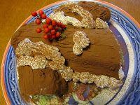 la mia dieta cELIaca: Tronchetto di Natale