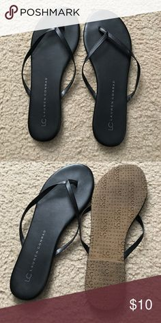 Lauren Conrad flip flops Only worn a couple times! In great condition. LC Lauren Conrad Shoes Sandals