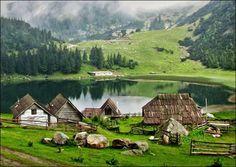 Ljepote Bosne i Hercegovine: Prokoško jezero - Magično jezero