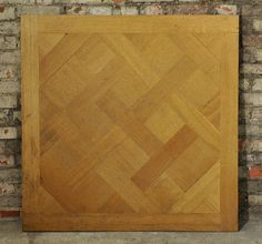 Oak wood Versailles parquet floor, 22.5 square meters - Floors - Available on #MarcMaison website