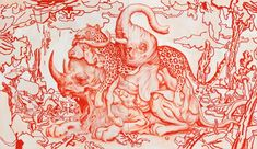 James Jean | Big Five