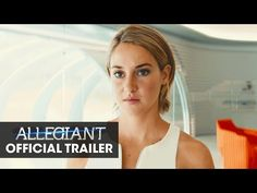 "The Divergent Series: Allegiant Official Teaser Trailer – ""Beyond The Wall"" - YouTube"