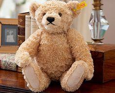 "Love Steiff Bears-we got our first Steiff Bear last weekend ""Fynn""  adorable!"