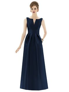 I really love this website. Alfred Sung Style D655 http://www.dessy.com/dresses/bridesmaid/d655/?colorid=47#.UqdTr7CA0_4