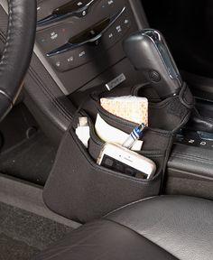 3-Pocket Auto Organizer Pouches|LTD Commodities