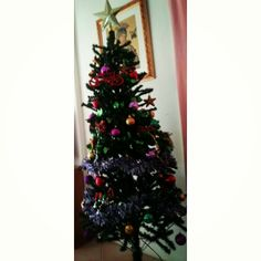 Árvore de Natal da Vanessa Hall