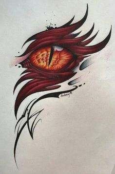 Dragon Eye – – Tattoos And Body Art chinese tattoo art Dragon Eye Drawing, Dragon Sketch, Chinese Dragon Drawing, Dragon Drawings, Drawing Eyes, Drawings Of Dragons, Dragon Manga, Dragon Girl, Chinese Art