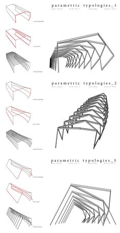 parametric_typologies – Fritz Wolff- # Fritz … – … – The World Parametric Architecture, Pavilion Architecture, Parametric Design, Architecture Drawings, Landscape Architecture, Interior Architecture, Landscape Design, Architecture Colleges, Dynamic Architecture