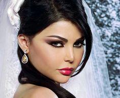 #Haifa wehbi #beauty #makeup