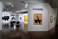 Modern & Contemporary Art | Denver Art Museum - just about a 30-minute drive from our workshop location in Golden. http://artbizcoach.com/breakthrough/