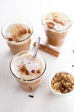 Recept: Chai Thee Latte