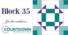 AQS Countdown to Paducah Block 35 Header Image