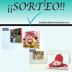 Sorteo San Valentín Portafotos Personalizado (Stikets)