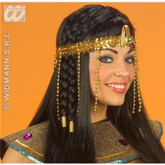 cleopatra headdress diy - Google Search